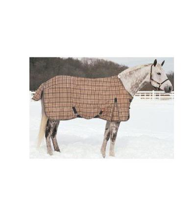Baker Turnout Blanket – Heavy Insulation