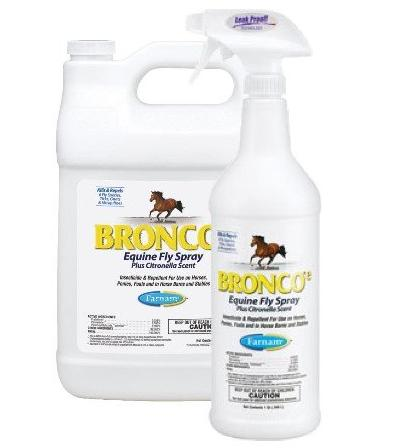 Fly Repellent Bronco