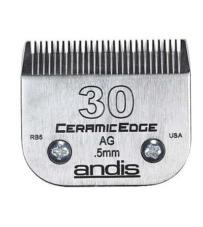 Clipper Blade, Ceramic - Size 30, Andis