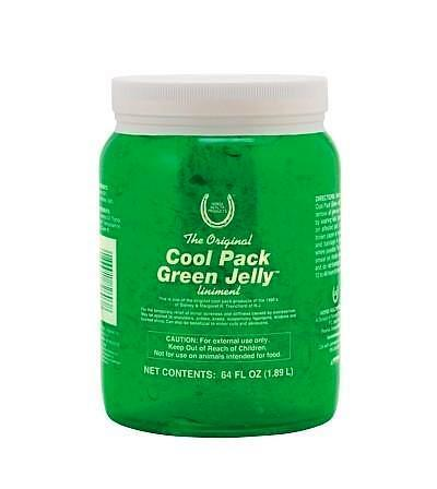 Cool Pack Green Jelly Linament