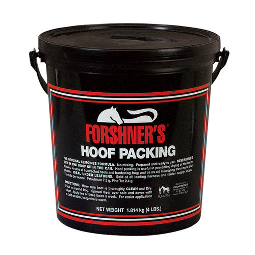 Forshners Hoof Packing