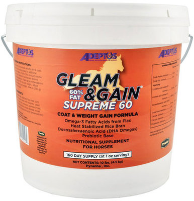 Gleam and Gain Supreme 60