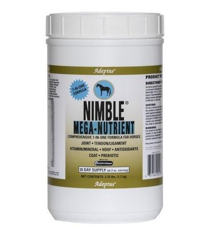 Nimble Mega Nutrient - 3.75 lb Bucket