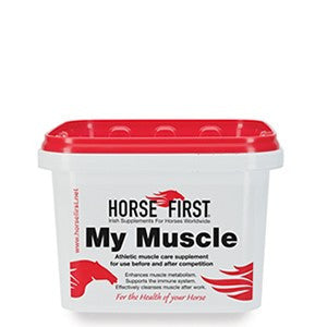 Horse First My Muscle - 60 servings