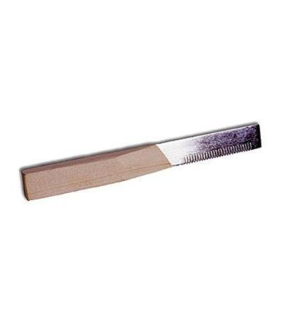 Stainless Steel Stripping Comb 7""