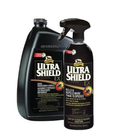 Fly repellent Ultra Shield EX