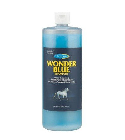 Wonder Blue Shampoo