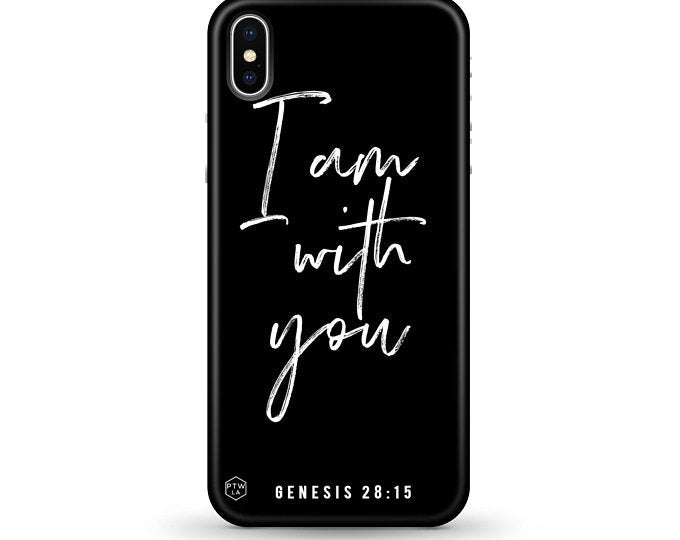 Limited Edition iPhone Cases - I Am With You