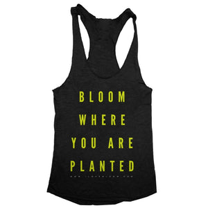BLOOM Where You Are Planted Tank