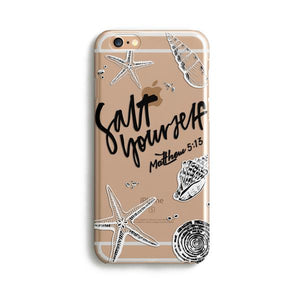 Limited Edition iPhone Cases - Salt Yourself