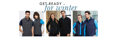 ORDER YOUR WINTER WEAR NOW