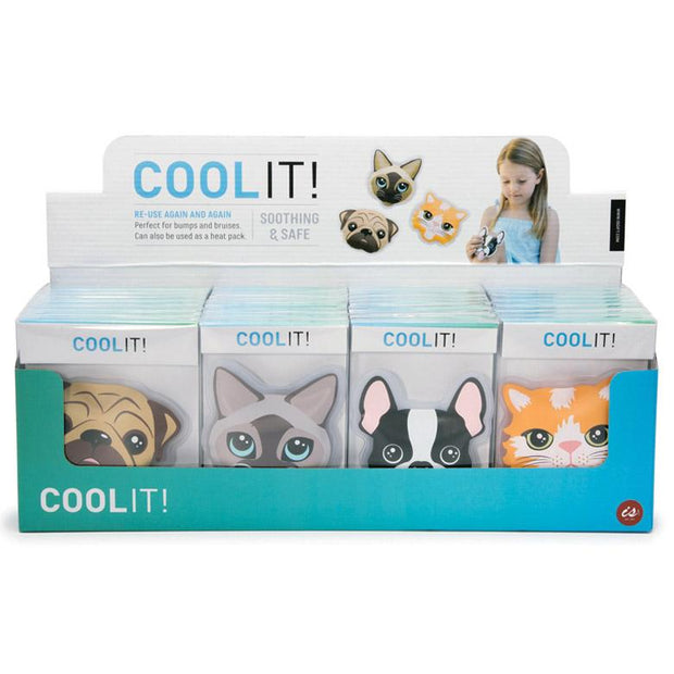 COOL IT! DOG COLD PACKS
