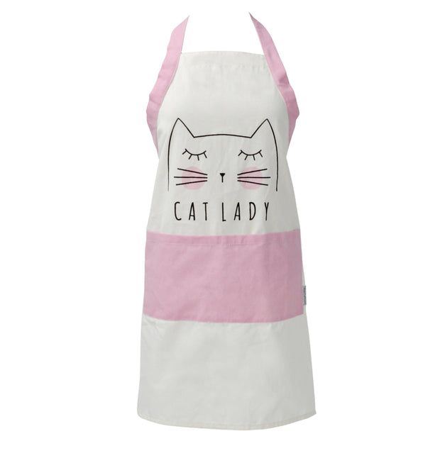 CAT LADY APRON