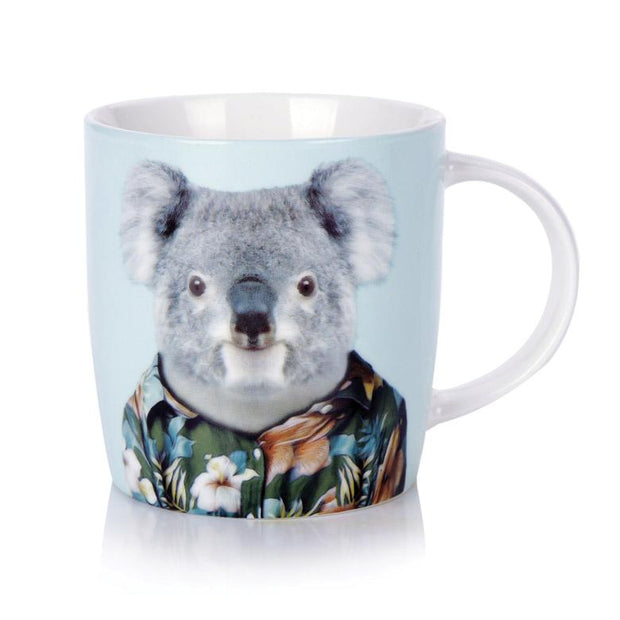 ZOO PORTRAITS COFFEE MUGS - Koala