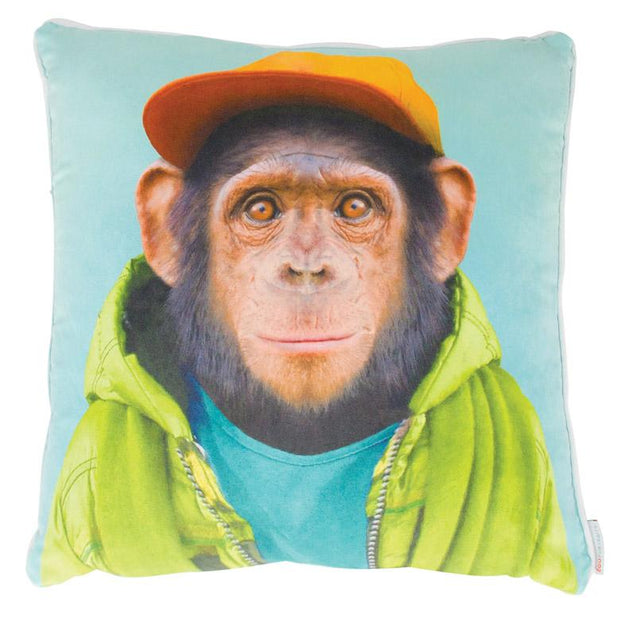 ZOO PORTRAITS CUSHIONS - Monkey