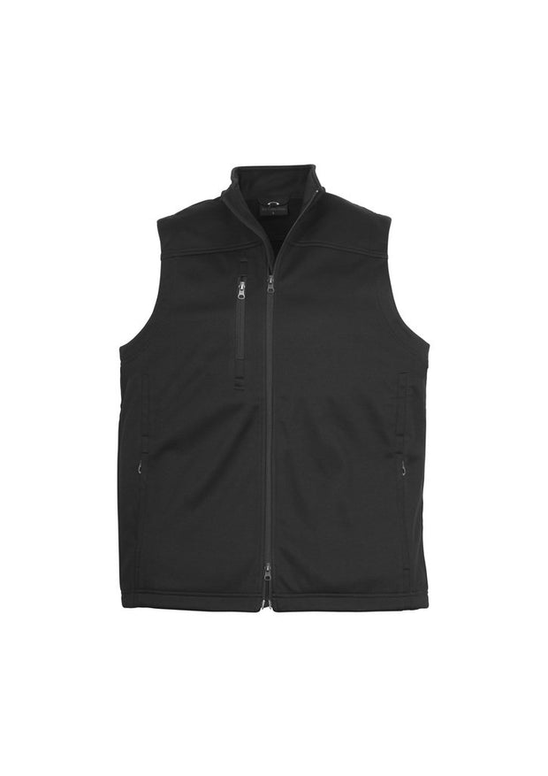Biz Collection Soft Shell Vest - Mens