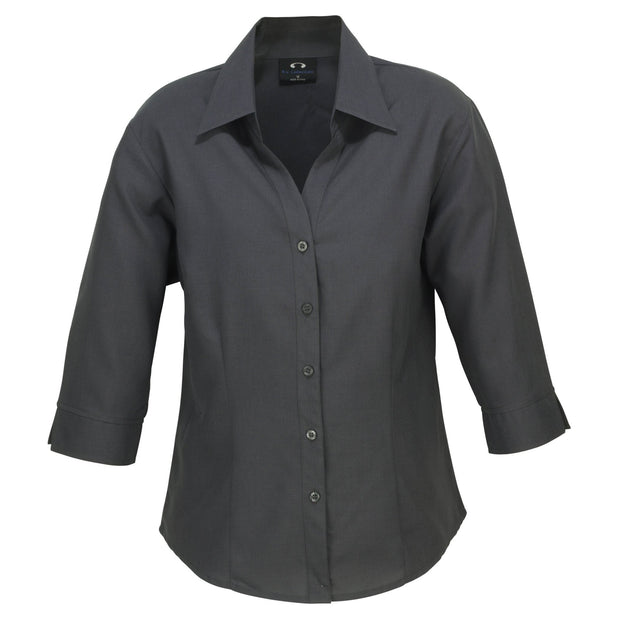 Biz Collection Oasis Ladies Shirt · ¾ Sleeve