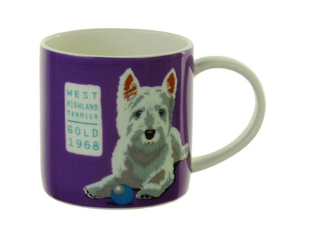 WISCOMBE ANGUS BONE CHINA MUG
