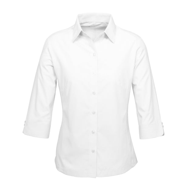 Biz Collection Ambassador Shirt 3/4 Sleeve - Womens