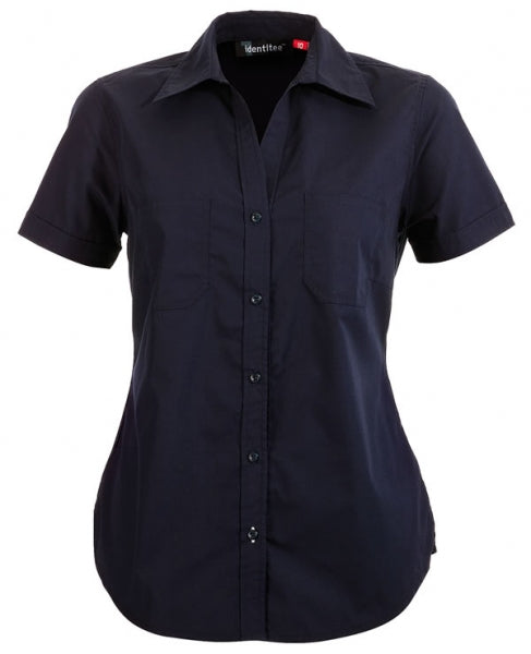 Identitee Harley Shirt Short Sleeve - Womens