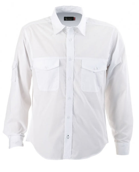 Identitee Harley Shirt Long Sleeve - Mens