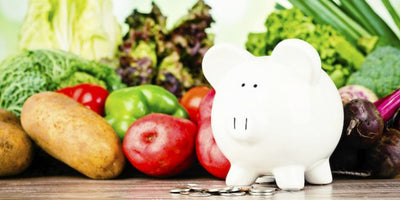 Eat healthily and save money