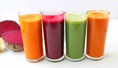 Best tips for making healthy juices