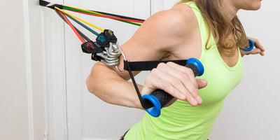 Using resistance bands to yield more benefits from your exercises