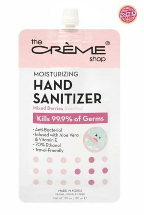 Moisturizing Hand Sanitizer - Wicked Flex