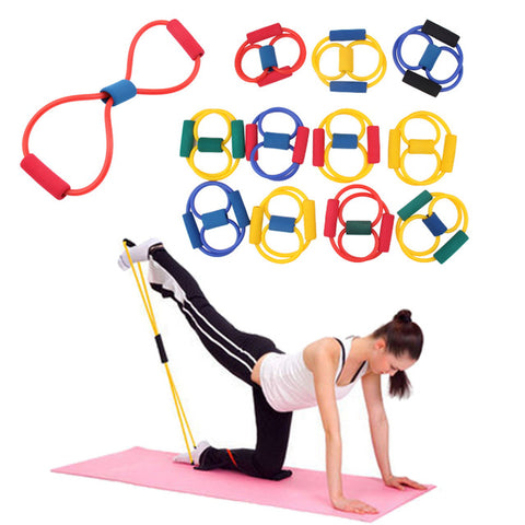 2Pc Resistance Bands - Wicked Flex