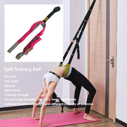 Door Flexibility Stretching Leg Stretcher Strap - Wicked Flex