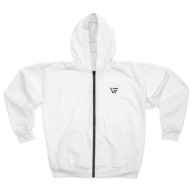 Unisex Zipped Jacket - Wicked Flex