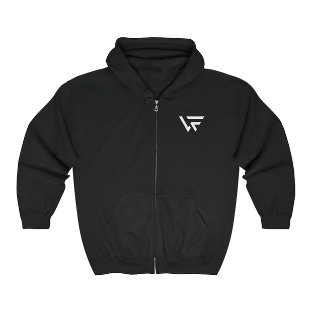 Unisex Zip Up Hoodie - Wicked Flex