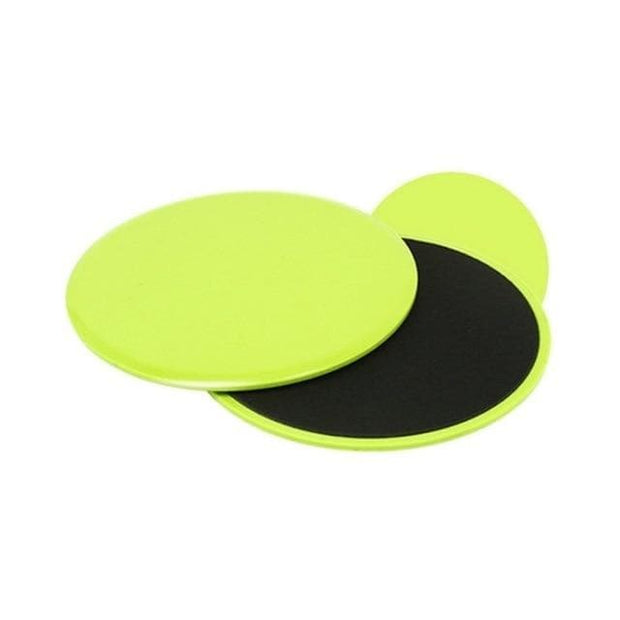 Yoga Sliding Gliding Discs - Wicked Flex
