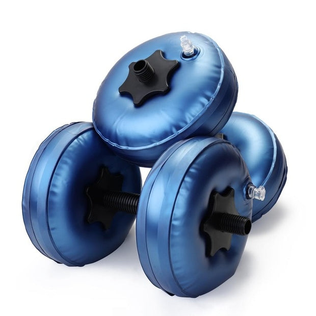 Water-filled Heavy Weights Adjustable Dumbbell For Home Workout - Wicked Flex