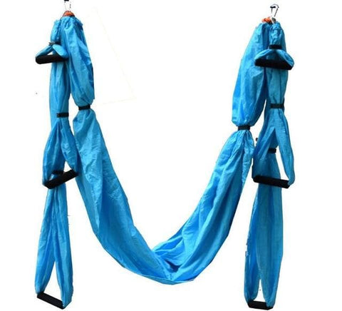 Anti-Gravity yoga hammock fabric Yoga Flying Swing - Wicked Flex