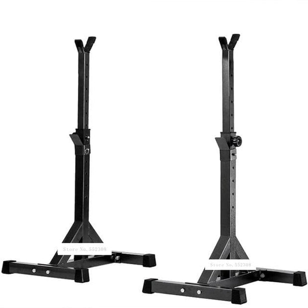 Weight Lifting Barbell Stand - Wicked Flex