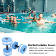 Aquatic Exercise Dumbbells For Water Yoga Fitness Exercise - Wicked Flex