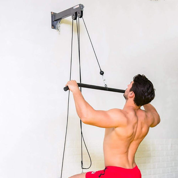 Fitness Arm Bicep Cable Machine - Wicked Flex