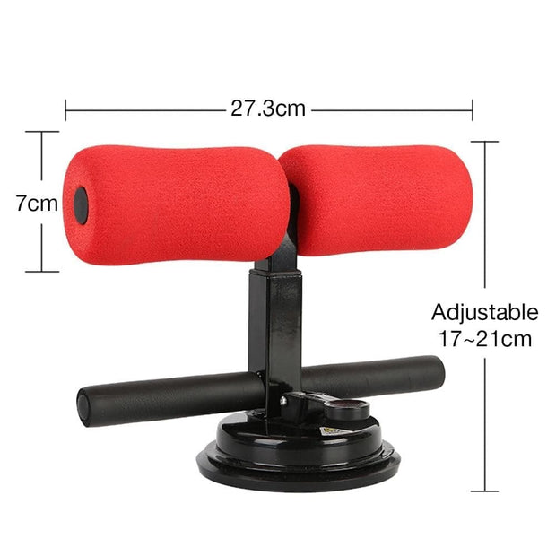 Sit Up Ankle Support Bar - Wicked Flex