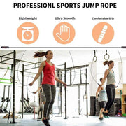 Weighted Jump Rope - Wicked Flex