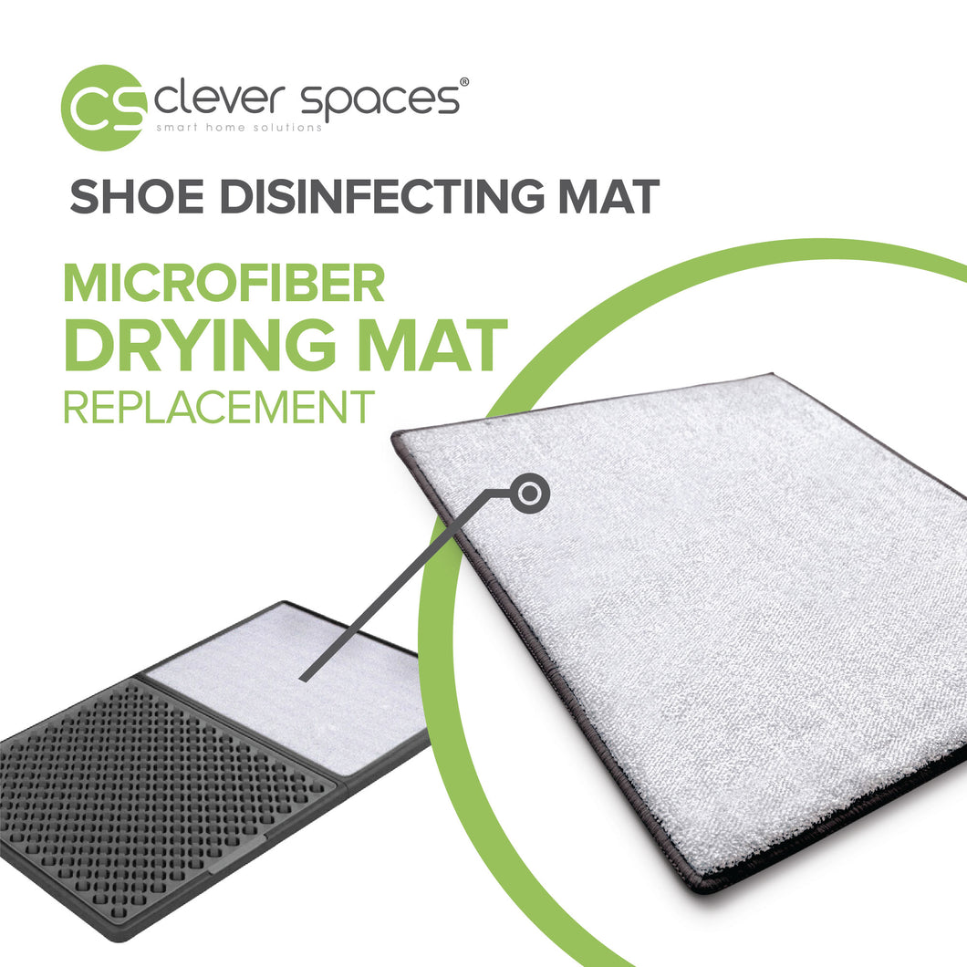 Clever Spaces Microfiber Mat Replacement