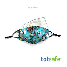 Load image into Gallery viewer, Totsafe Essential Lifestyle Mask - Mask Set with 3 pcs. PM2.5 filter