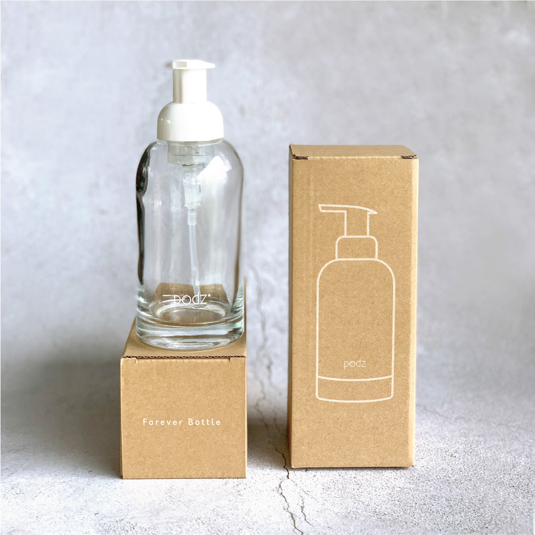 Podz Forever Bottle - Foaming Pump Bottle