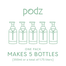 Load image into Gallery viewer, Podz Trio Bundle (30 Podz) with Free Forever Bottle