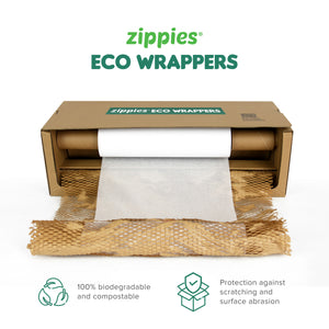 Zippies Eco Wrappers - Box Dispenser Set