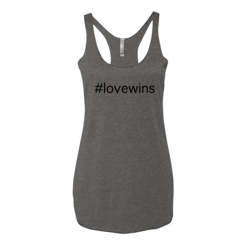 #lovewins tank top - Case of the Fridays