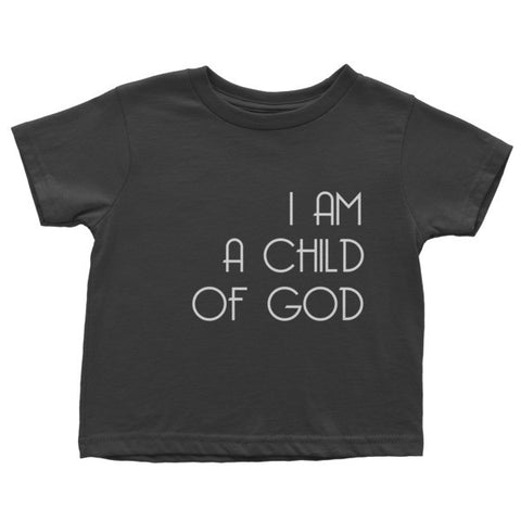 Child Of God Baby t-shirt - Case of the Fridays