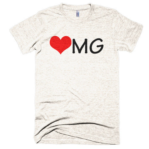 Heart MG soft t-shirt - Case of the Fridays