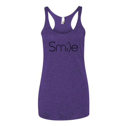 SMILE Women's tank top - Case of the Fridays